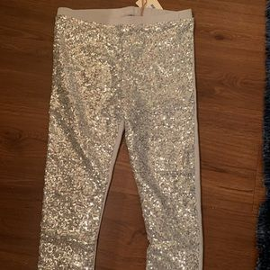 Sparkle leggings xxs